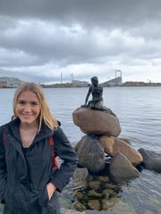 Sammy Schuck is one of many MSU students abroad in Europe, she has since returned to the U.S. after being called back this past week.