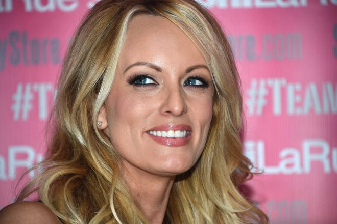 Stormy Daniels will discuss her career and and answer questions March 16, 2020, at Off The Hook Comedy Club in Naples.