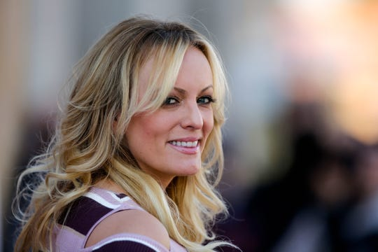 Stormy Daniels will discuss her career and answer audience questions March 16, 2020, at Off The Hook Comedy Club in Naples.