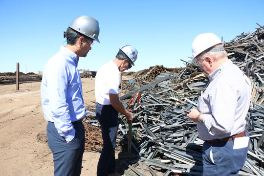 In February, W Silver Recycling, Inc., announced plans to build a 120,000 square foot non-ferrous metal recycling distribution and processing plant on 60 acres in Santa Teresa. By the end of 2020, W Silver anticipates creating 50 new jobs at the Santa Teresa facility, paying an average of $14.18 per hour.