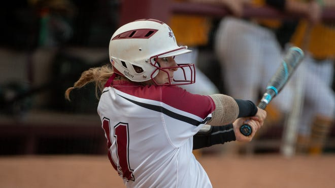New Mexico State's Nikki Butler was named the WAC Player of the Year on Wednesday.