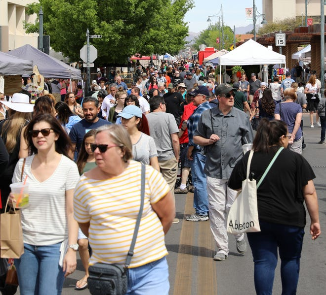 Visit Las Cruces will postpone the inaugural Las Cruces City Fest, originally scheduled for Saturday, May 30.