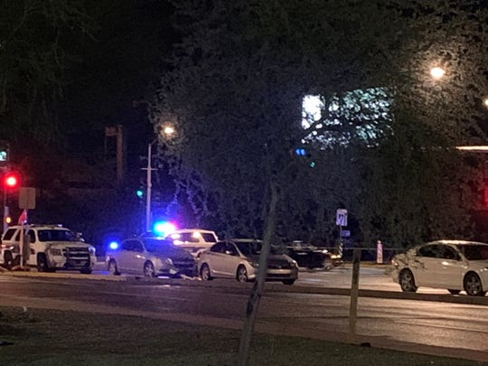 The Phoenix Police Department is investigating after an officer shot someone near 24th Street and Buckeye Road on March 13, 2020.