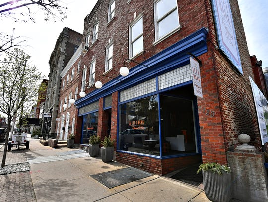 The Left Bank in York City, Saturday, March 14, 2020. The restaurant and bar announced Friday that it will be closing for 12-24 weeks. Dawn J. Sagert photo