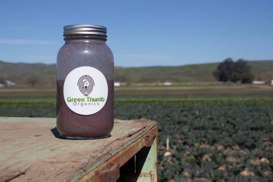 Salinas native Rudy Jimenez is the owner of Green Thumb Organics.