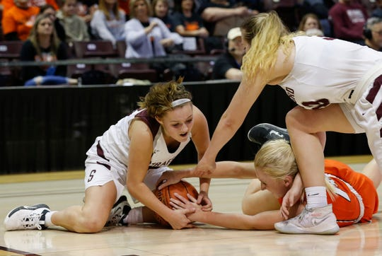 Strafford defeated Licking 65-62 to claim the Class 3 State Championship at JQH Arena on Saturday, March 14, 2020.