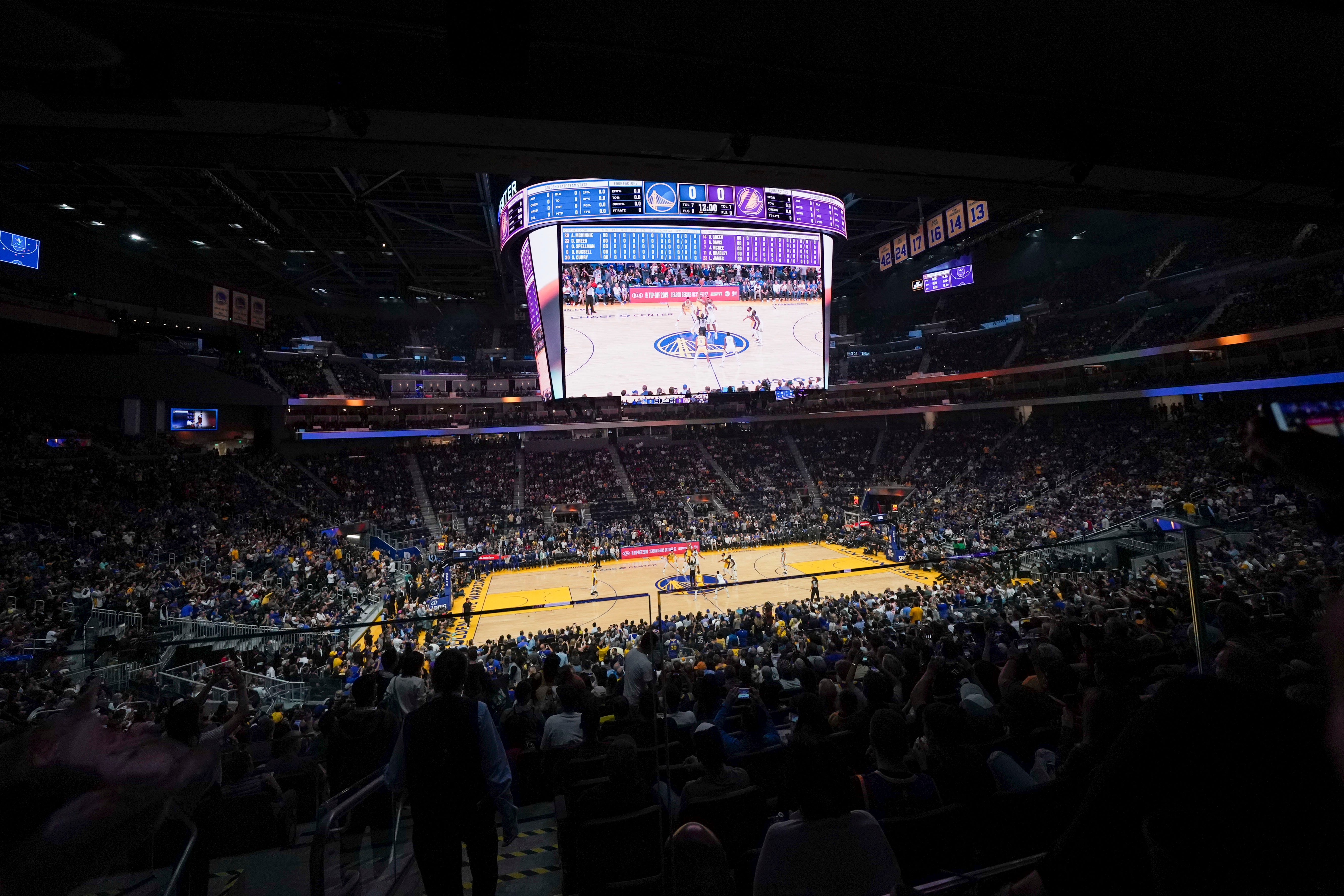 Warriors organization pledges $1 million to aid arena employees during coronavirus shutdown
