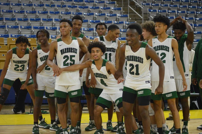 The Peabody Warhorses won their ninth title Saturday by defeating Breaux Bridge for the Class 4A title Saturday.