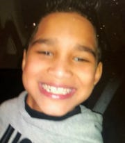 Jaquan Russell was reportedly abducted from a home in Franklinville by Travis Russell.