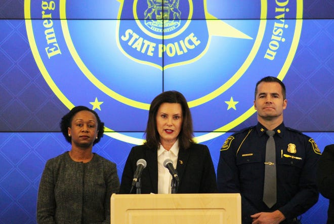 Governor Gretchen Whitmer and Michigan Department of Health and Human Services Chief Medical Executive Dr. Joneigh Khaldun provided an update on the state's response to COVID-19.