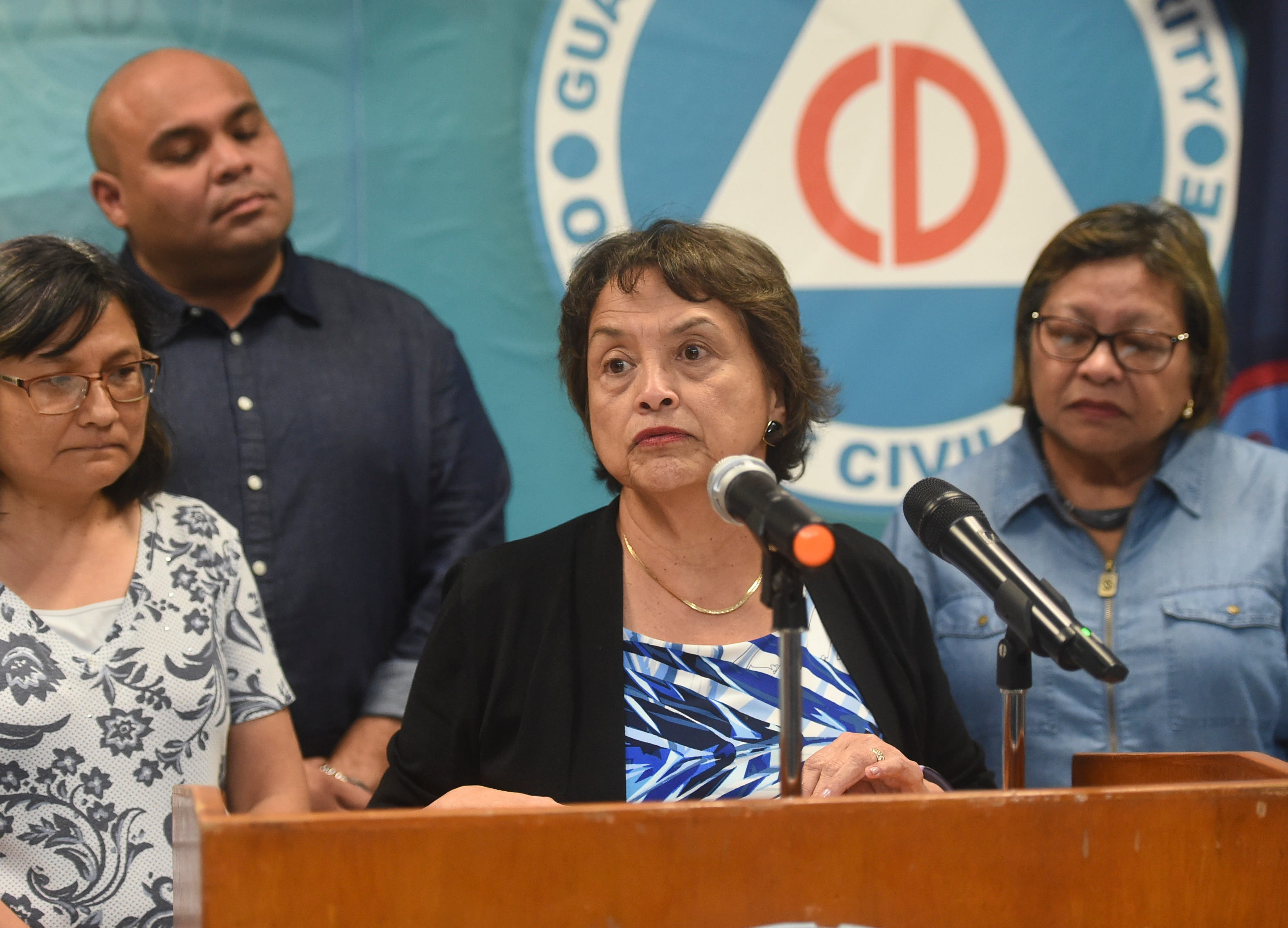 An executive order signed Thursday by Gov. Lou Leon Guerrero requires that most businesses close by noon Fridayto stop the spread of the coronavirus on island.