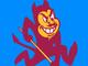 Arizona State University Sun Devils.
