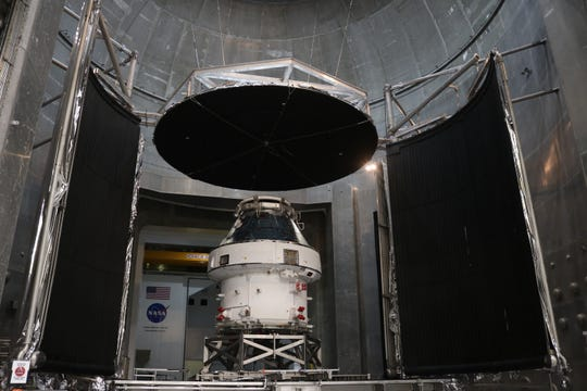 On Saturday, NASA marked the official completion of Orion Artemis 1 testing at Plum Brook Station.