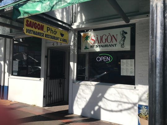 Saigon Vietnamese Restaurant & Grill, pictured on Thursday, March 12, 2020, will close this week after 18 years in downtown Salem.