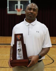 Madison County girls basketball coach Chris Neal was named the 2020 All-Big Bend Coach of the Year in girls basketball.