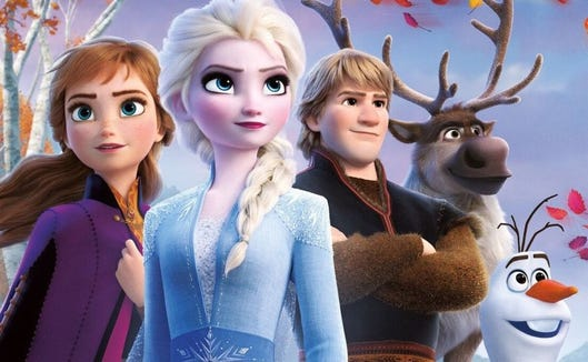 Disney+ released 'Frozen 2' early in response to the coronavirus outbreak.