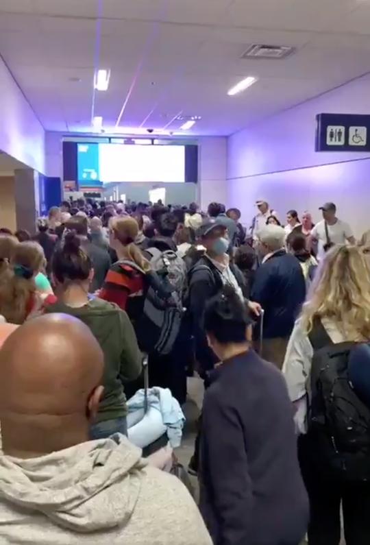 50 TSA screening officers and 19 more employees test positive for coronavirus