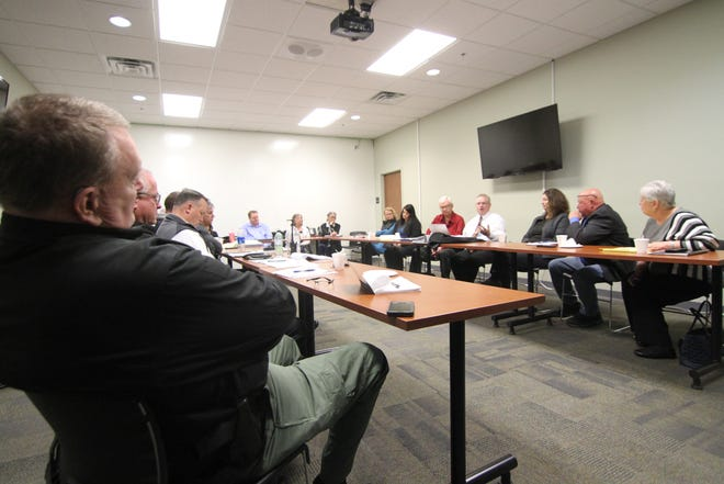 Officials in Madison County met March 16 to plan for potential challenges related to COVID-19.