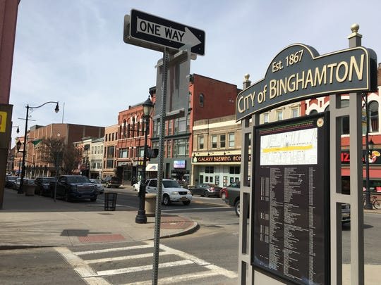 City of Binghamton's Local Development Corp. is offering $15,000 no-interest loans to small businesses to tide them over during the health crisis.