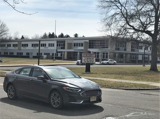 Monday was the last day of classes at Ernie Davis Academy in Elmira and other Chemung County schools, which will be closed until mid-April due to the coronavirus pandemic.