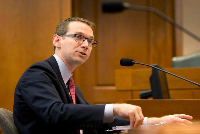 Texas Education Commissioner Mike Morath spoke to lawmakers and school superintendents in separate conference calls Sunday.