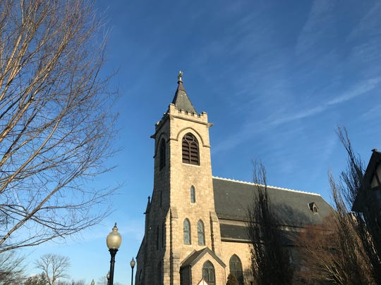 The Diocese of Trenton has suspended public Masses in Burlington County and three other counties.