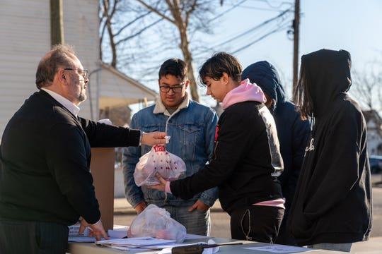 The district has implemented an emergency food service distribution program for children to receive food at Perth Amboy High School, the Robert N. Wilentz School, and the Lopez school from 8-11 a.m. on March 16-20.