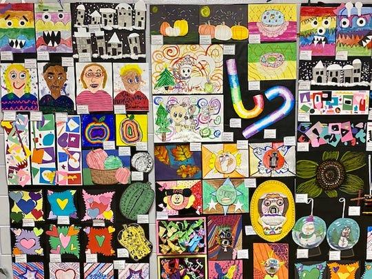Old Bridge Township Public Schools 2020 Art Festival