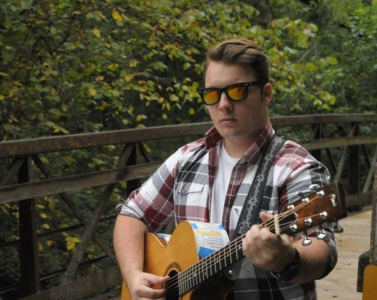 "Boone native Hawk McIntyre, 20, recently appeared on NBC's ""The Voice."""