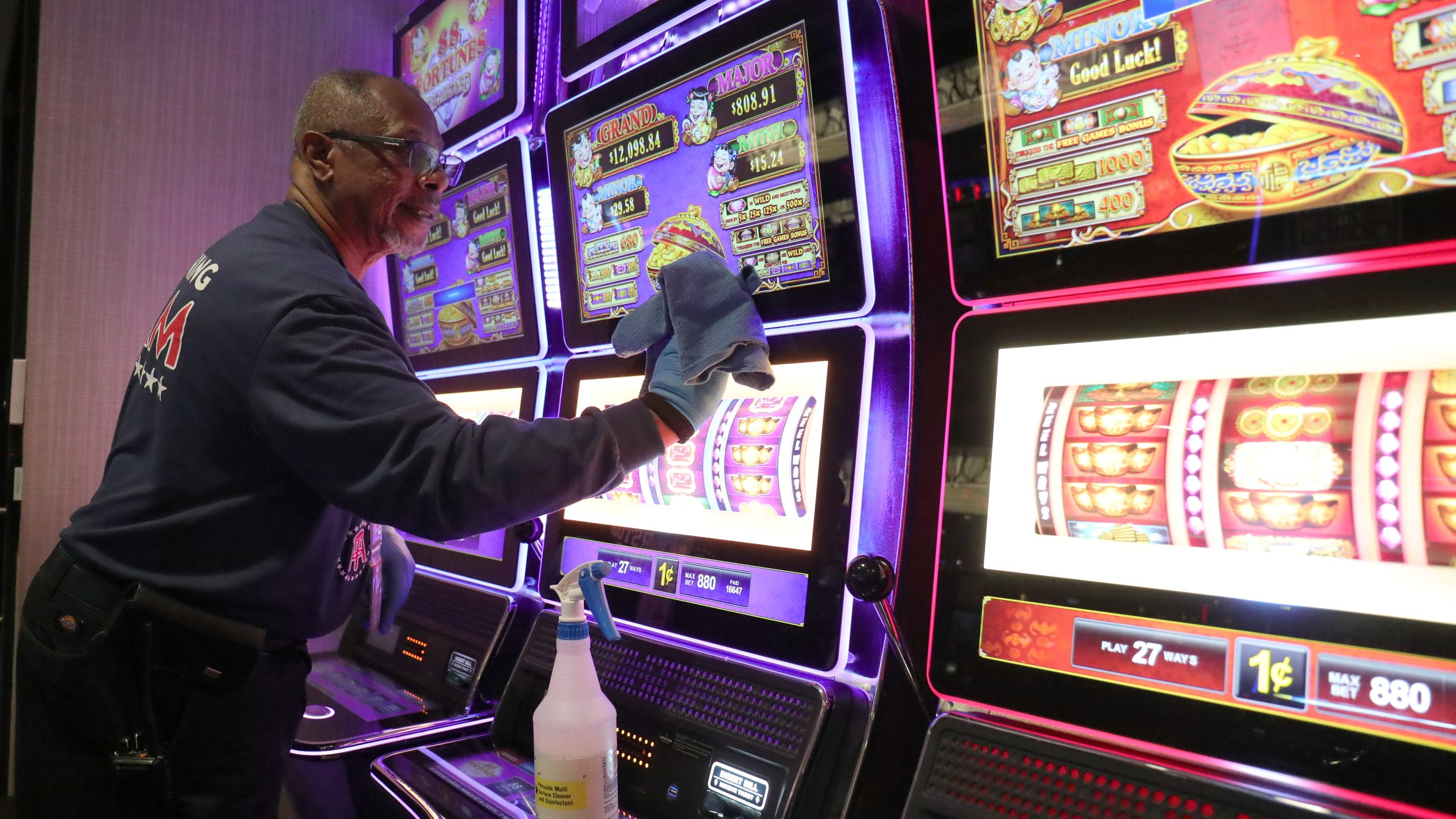 Are Casinos Free In Detroit