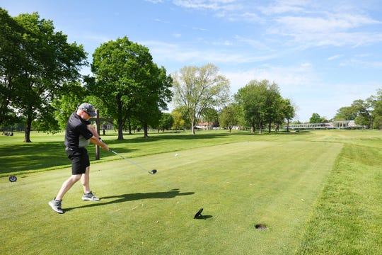 The Golf Association of Michigan's legal counsel is advising the state's approximately 650 clubs and courses to stay closed during the life of Gov. Gretchen Whitmer's executive order issued Mondayin response to the coronavirus pandemic.