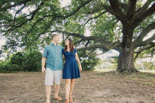 This sprawling live oak is sentimental to Caitlin Russo for many reasons. Her now-husband proposed to her under the oak, they took their engagement photos in the same spot and now, with Moncus Park being built, Russo hopes her daughter will play under the oak.