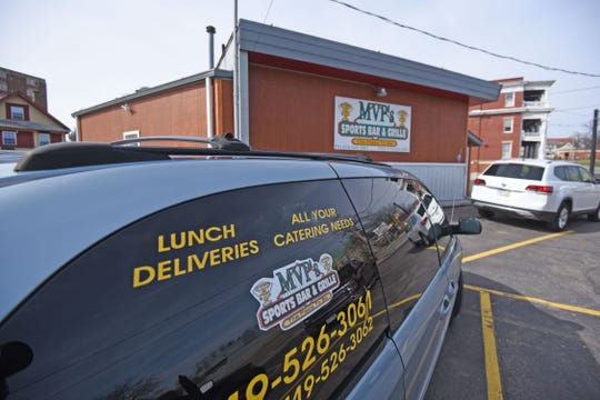 MVP's Bar and Grill is offering free delivery and curbside pickup of its entire carry-out menu.