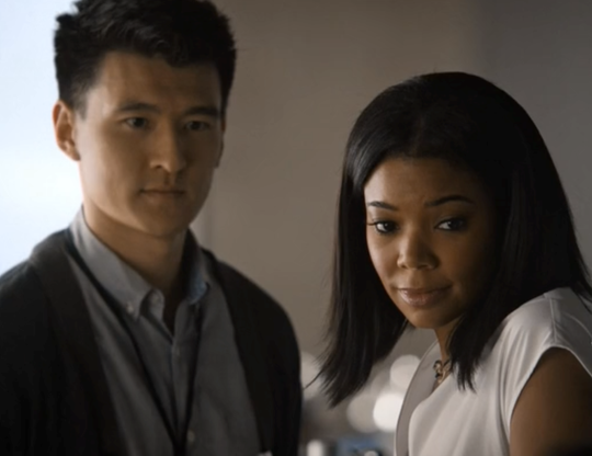 """Chen Tang joined Gabrielle Union in 2015 on the BET series """"Being Mary Jane."""""""