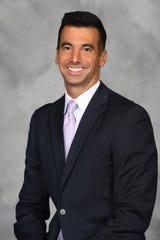 """New Rhodes men's basketball coach Steven """"Zo"""" Goodson previously worked under Tubby Smith at Kentucky, Minnesota, Texas Tech, Memphis and High Point."""