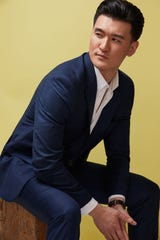 Chen Tang has been a model as well as an actor.