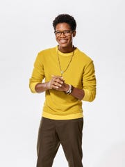 THE VOICE -- Season: 18 -- Contestant Gallery -- Pictured: Thunderstorm Artis -- (Photo by: Chris Haston/NBC)