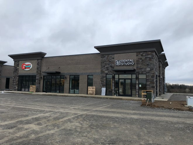 A new development in Gallatin on GreenLea Boulevard is scheduled to open with a number of new businesses announced.