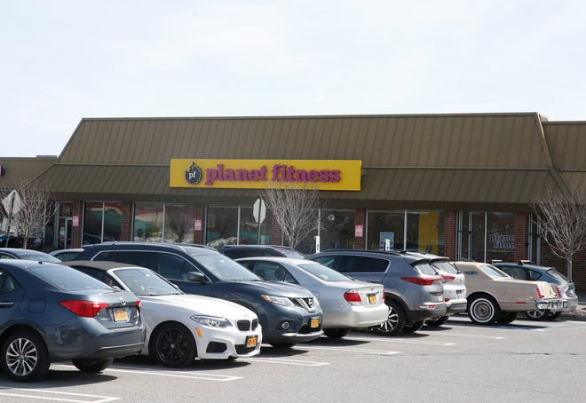 Planet Fitness in Wappingers Falls on March 16, 2020.