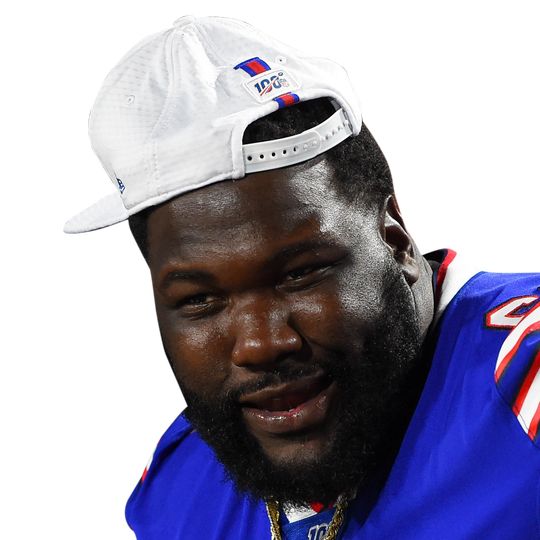 The signing of Quinton Spain means that the Buffalo Bills' offensive line could remain almost entirely intact for the 2020 season.
