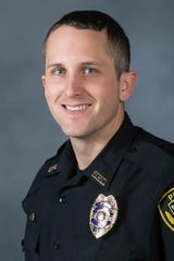 Springfield police officer Christopher Walsh was killed in the line of duty when he was fatally shot Sunday night.