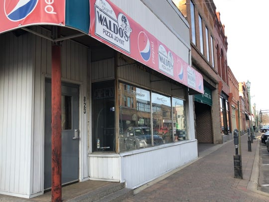 Mike Henning, owner of Waldo's Pizza Joynt, said Friday that approximately 85% of the business's orders are deliveries. With concerns surrounding the novel coronavirus, deliveries were closer to 98% of Thursday night's business.