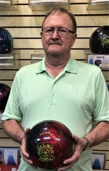 Larry Moultrie, a U.S. Navy vet who bowls in an early-morning Mesquite league each week, rolled a 678 series at the Virgin River Bowling Center last week.
