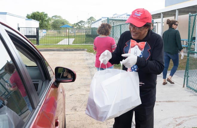 With students on spring break and families in flux due to coronavirus restrictions in workplaces, many families in St. Lucie County are food insecure. The free, pre-packaged dinners will be available every night from 4:30-6:30 p.m. at four Boys & Girls Clubs of St. Lucie County locations.