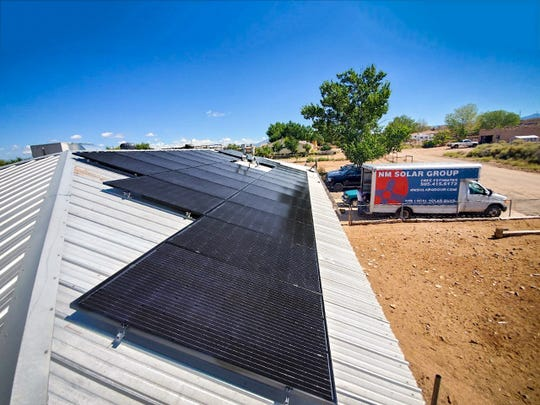 NM Solar Group works with clients to find the right equipment tailored for each family's needs.