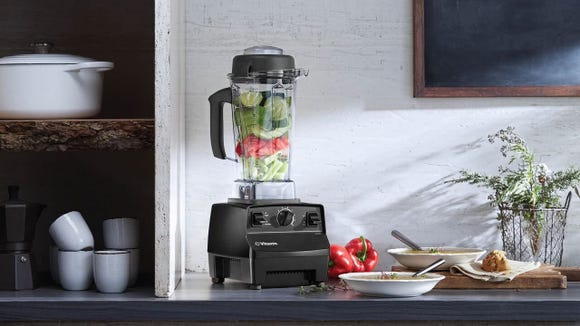 Blend your way through soups, smoothies, and more with this top blender.