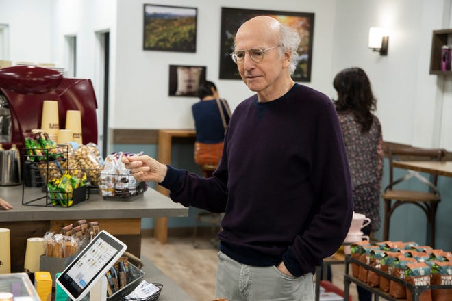 HBO's 'Curb Your Enthusiasm,' which features Larry David as a misanthropic version of himself, ends its 10th season on March 22.