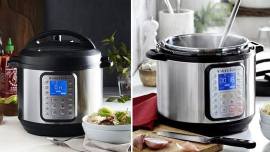 The Instant Pot is a great tool for your quarantine kitchen.