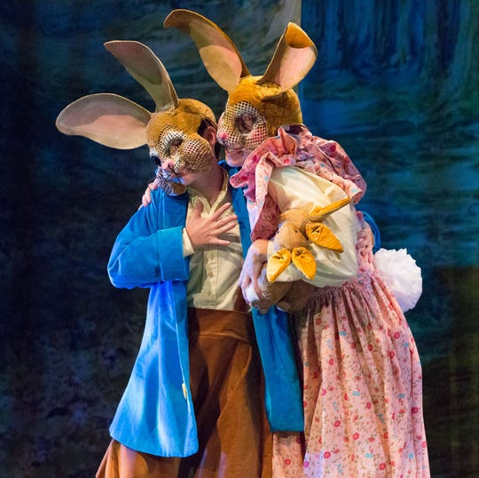 """""""Peter Rabbit Tales"""" won't be hopping down the bunny trail to Abilene this weekend. The Children's Performing Arts Series program scheduled for Sunday has been canceled, as have many local entertainment event in the short term."""
