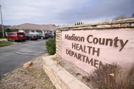 "The Madison County Health Department has tested ""in the ballpark of 20"" residents for the coronavirus. Some results are still pending as of March 16."